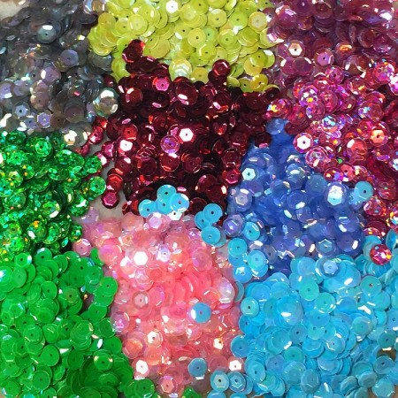 Paljetter Glitter og mer