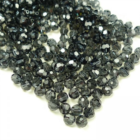 Swarovski Beads 5000/6mm/253 Graphite