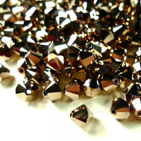 Swarovski Beads 5328/4mm/ROGL2