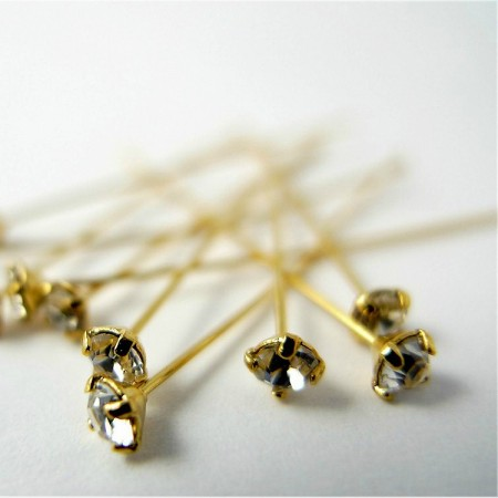 SWAROVSKI 17704/3mm headpins