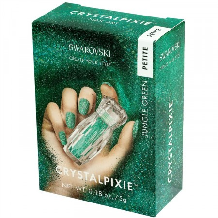 Swarovski Crystalpixie PETITE Jungle Green