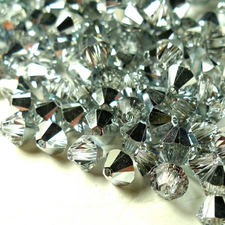Swarovski Beads 5328/6mm/001 CAL