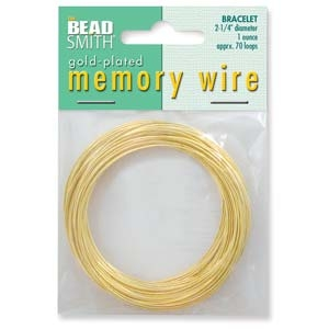 Wire Memory wire arm