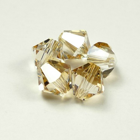 Swarovski Beads 5328/6mm/001GSHA