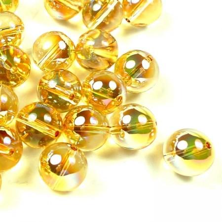 Swarovski Crystal Globe Beads 5028