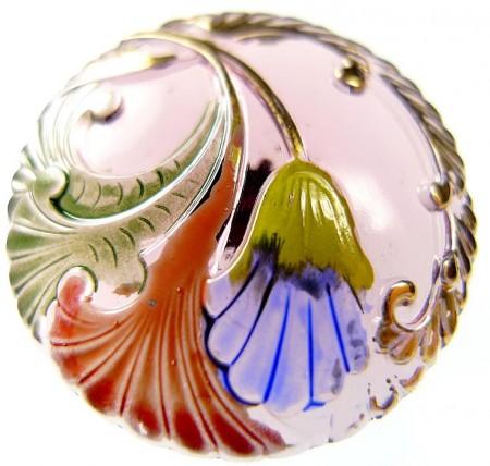 Knapper : Glassknapper