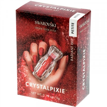Swarovski Crystalpixie PETITE Radiant Red