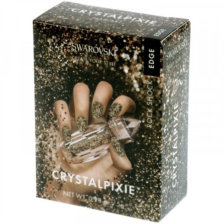 Swarovski Crystalpixie EDGE Rock Shock